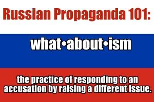 russian propaganda 101