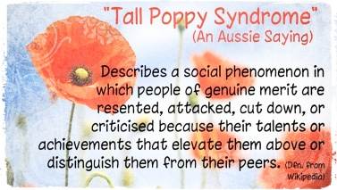 tall poppies 2