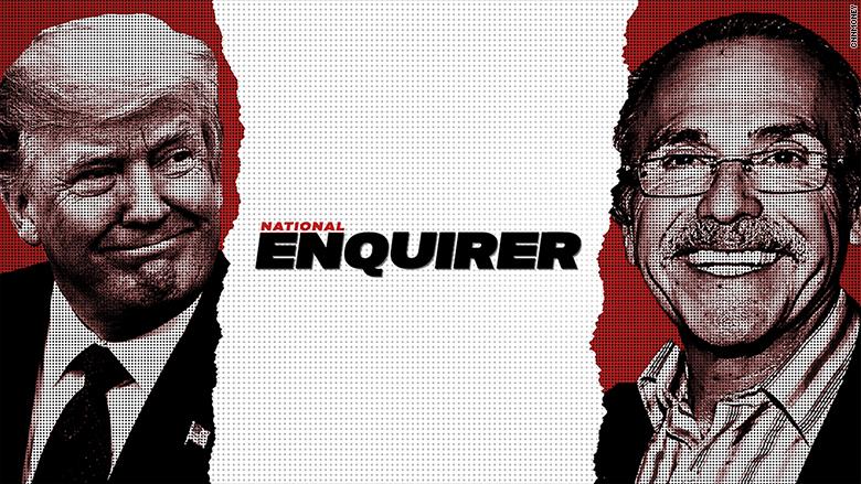 trump pecker enquirer