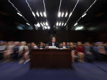 kavanaugh twilight zone