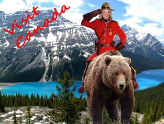 mountie-on-a-bear