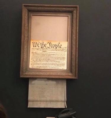 shredding constitution