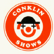 conklin show logo
