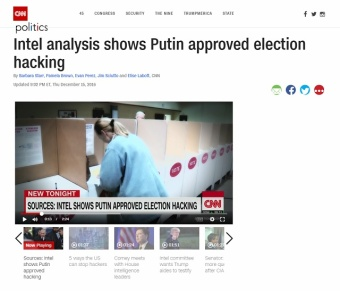 putin hacked election