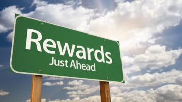 rewards just ahead