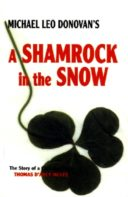 Michael Donovan A shamrock_in_the_snow