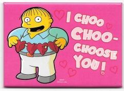 choo choo choose you