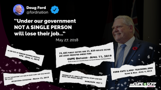 ford not one job lost