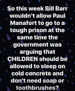 manafort vs kids in camps