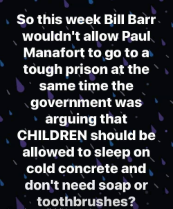 manafort vs kids in camps
