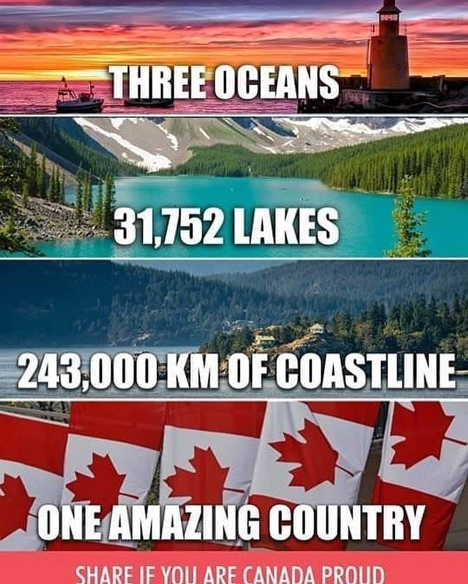 One amazing country