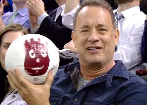 tom hanks and wilson