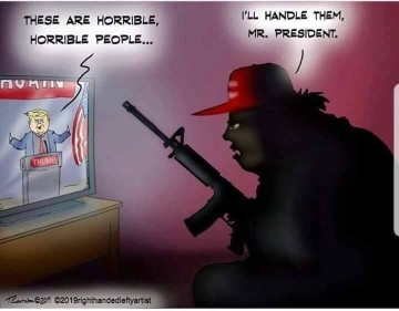 trump's murderers